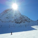 Gletscher-Skifahrt 2015