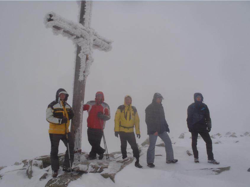 Lusen Gipfel II