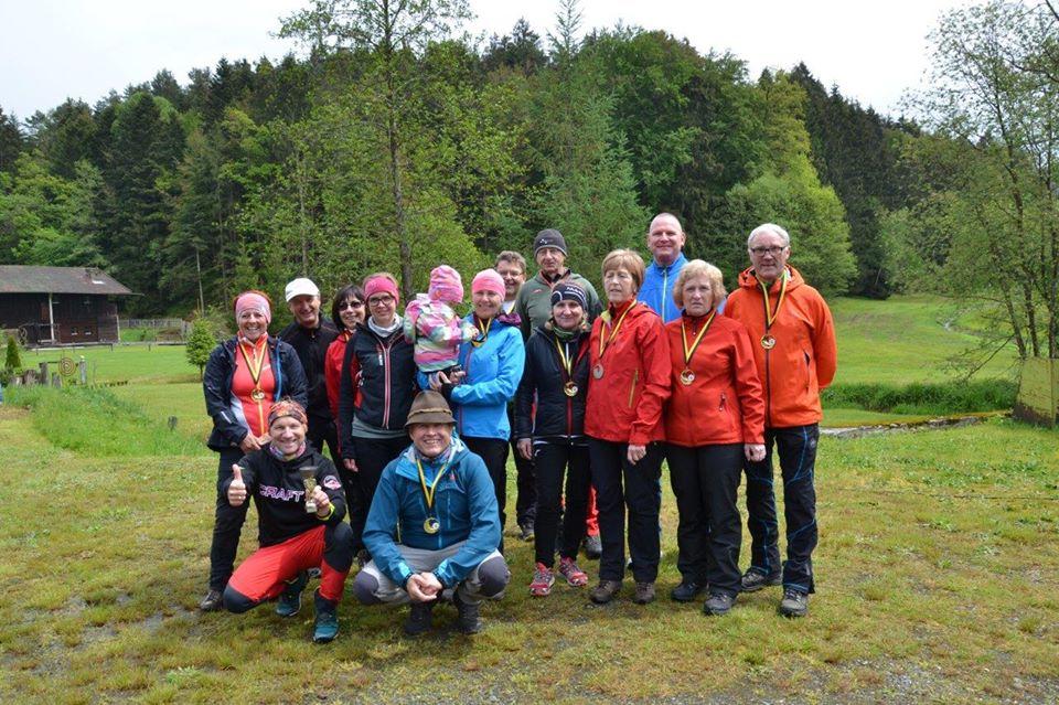 12.NW-Tag Nordic-Freunde Hauzenberg