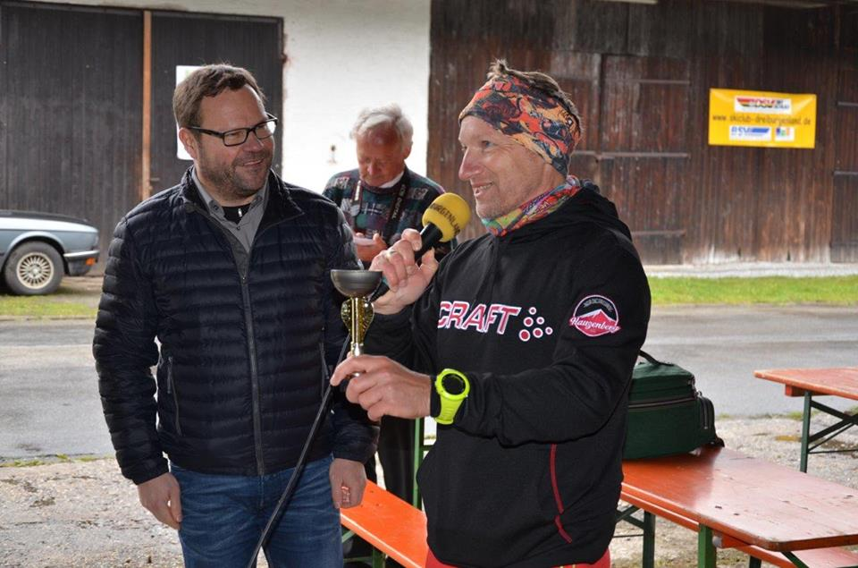 Otto Klinger Nordic-Freunde Hauzenberg