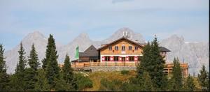 Hochwurzen-Hütte