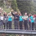 Brücke am Riesachfall