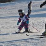 Frida, Skifahren macht Spaß!