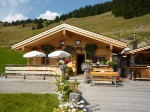 Reiteralm Blockhütte