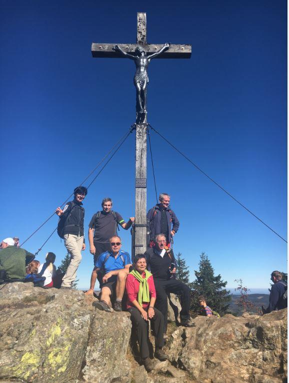 Rachel-Gipfel (1452m)