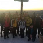 Gipfelfoto-Lusen
